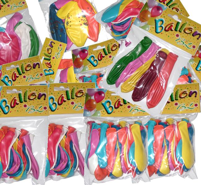 palloncini imbustati
