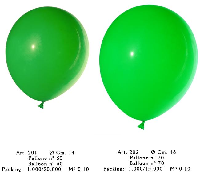 palloncini sfusi