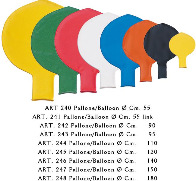 Palloni giganti copia
