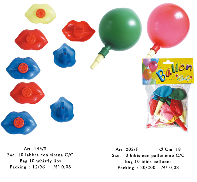 palloncini made in italy