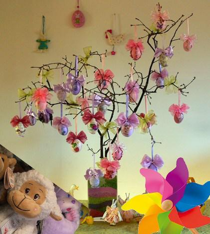 decorazioni pasquali proposte idee casa : Decorazioni pasquali?. ? Basso Luigi Produzione Girandole