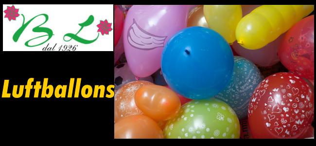 girandole Luftballons