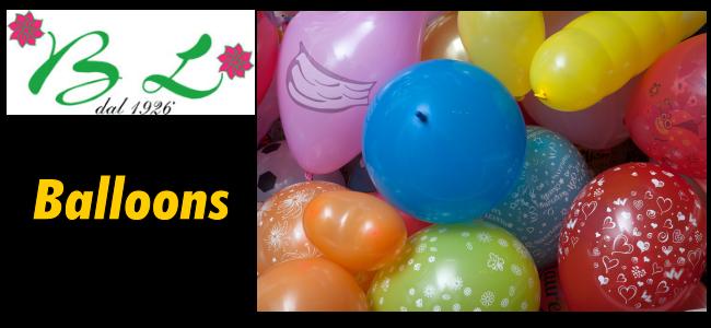 girandole balloons