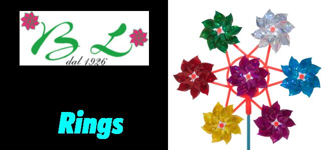 girandole rings