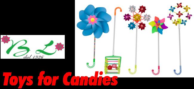 girandole toys for candies