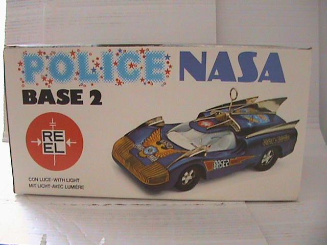 police nasa rc