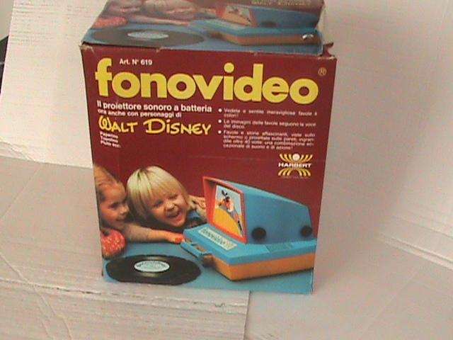 """Proiettore """"Fonovideo"""""""