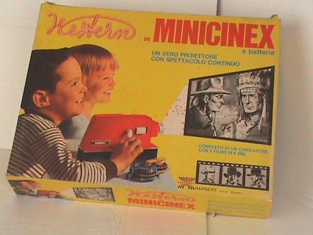 "Proiettore ""Minicinex"""