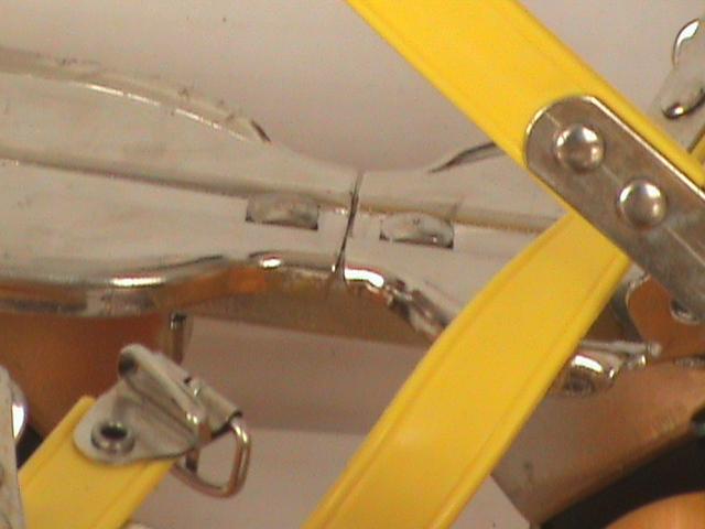Pattini rotelle in ferro