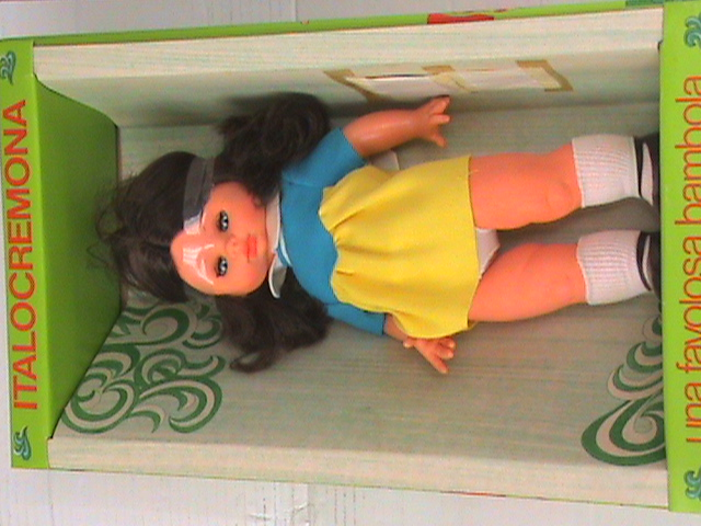Bambola di Italocremona